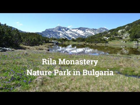 Rila Monastery Nature Park