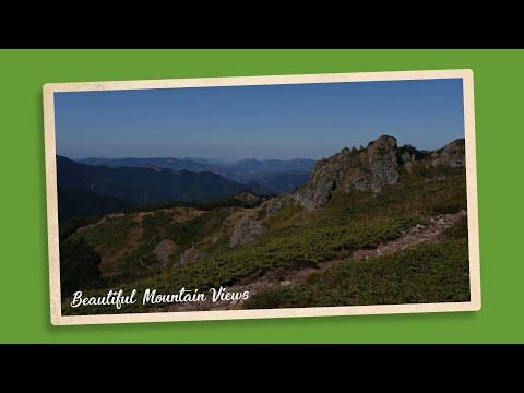 Beautiful Mountain Views in Bulgaria