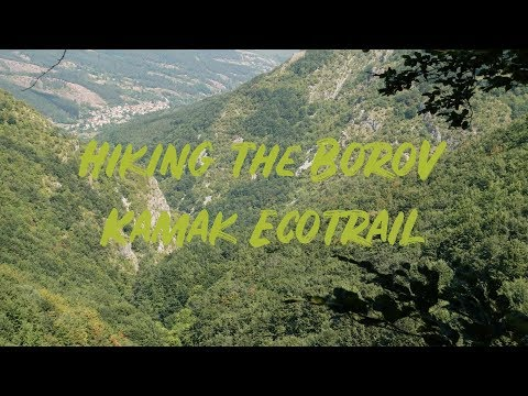 Our hike on Borov Kamak Eco Trail in Vrachanski Balkan Nature Park