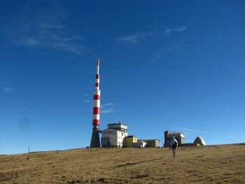 Botev peak (2,376 m) - Photo: Central Balkan National Park and Biosphere Reserve