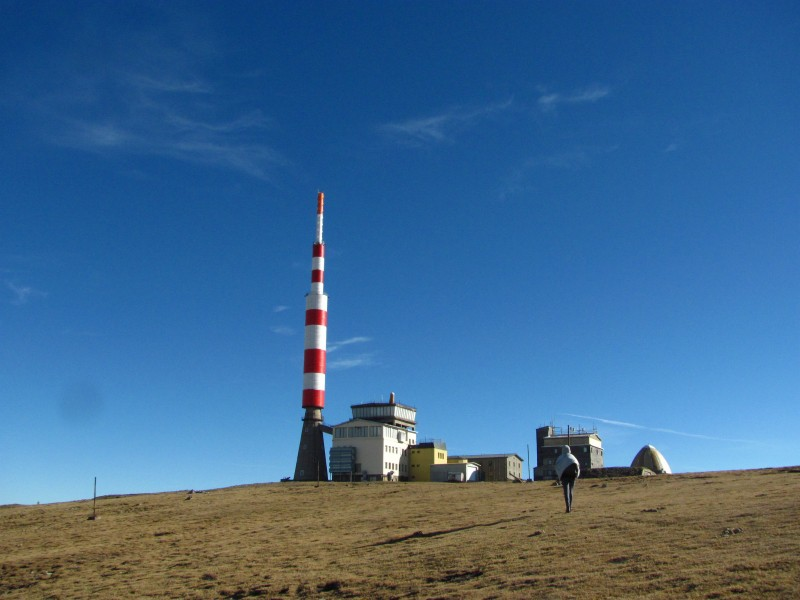 Botev peak (2,376 m asl) - Photo: Central Balkan National Park and Biosphere Reserve