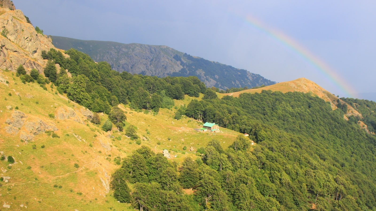 Dzhendema protected area - photo: Central Balkan National Park