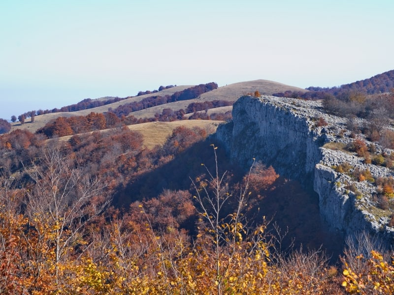 Karst field - Photo: Vrachanski Balkan Nature Park, Krasimir Lakovski
