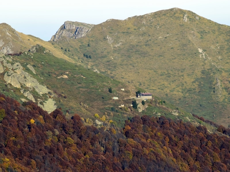 Kozya Stena Chalet - photo: Central Balkan National Park