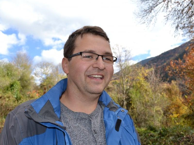 Sergey Aleksandrov - Central Balkan National Park Nature Guide