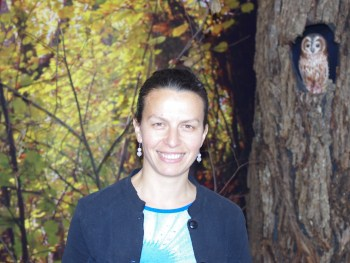 Sofia Kostadinova-Ilkova - Nature Tour Guide in Belasitsa Nature Park