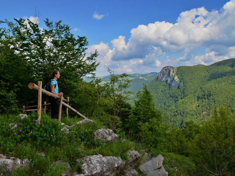 The fairy tales thematic trail - photo: Vrachanski Balkan Nature Park