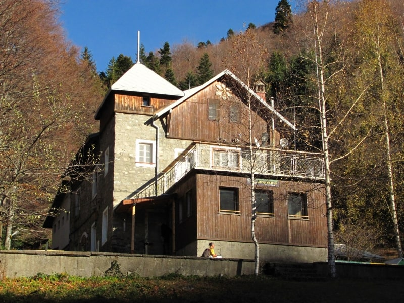 Vasil Levski chalet - Photo: Central Balkan National Park and Biosphere Reserve