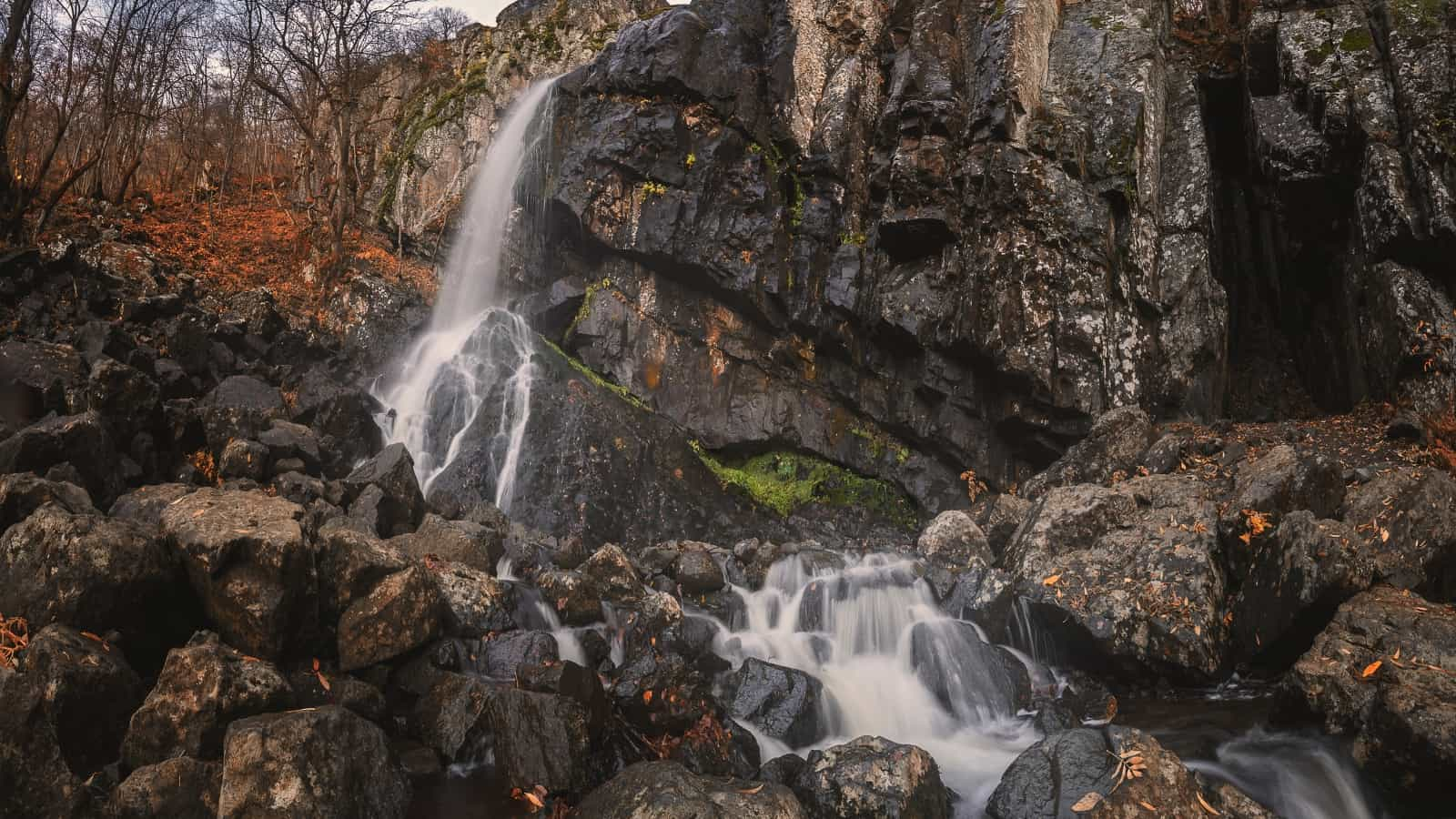 Boyana waterfall Photo by Veliko Karachiviev on Unsplash.com