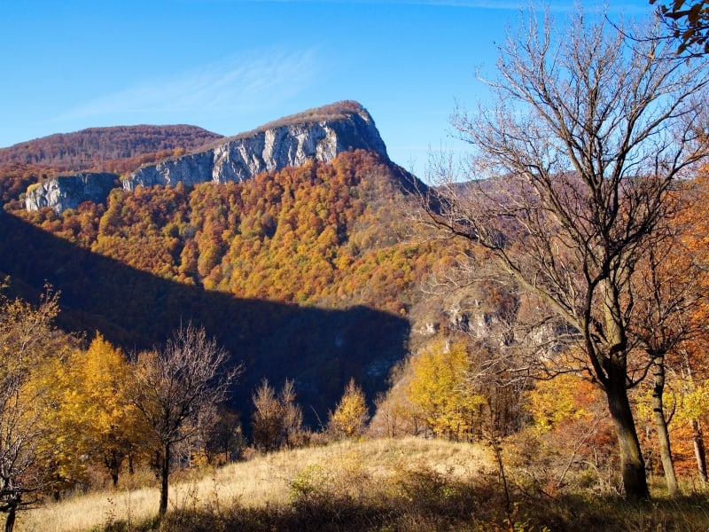 Scenic view along the tour - Photo: Vrachanski Balkan Nature Park, Krasimir Lakovski