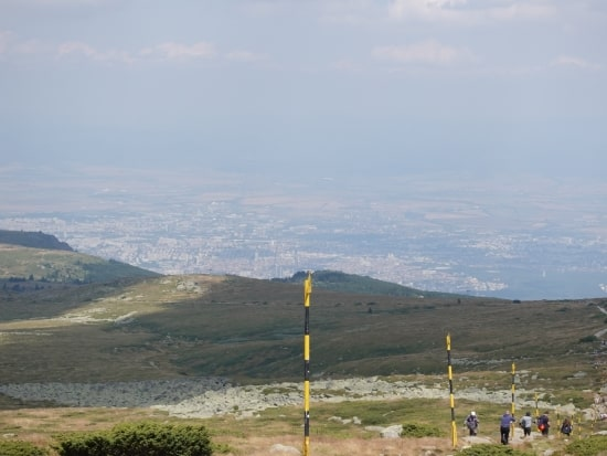 """Guided Tour """"Above the rooftops of Sofia"""" in Vitosha Nature Park 