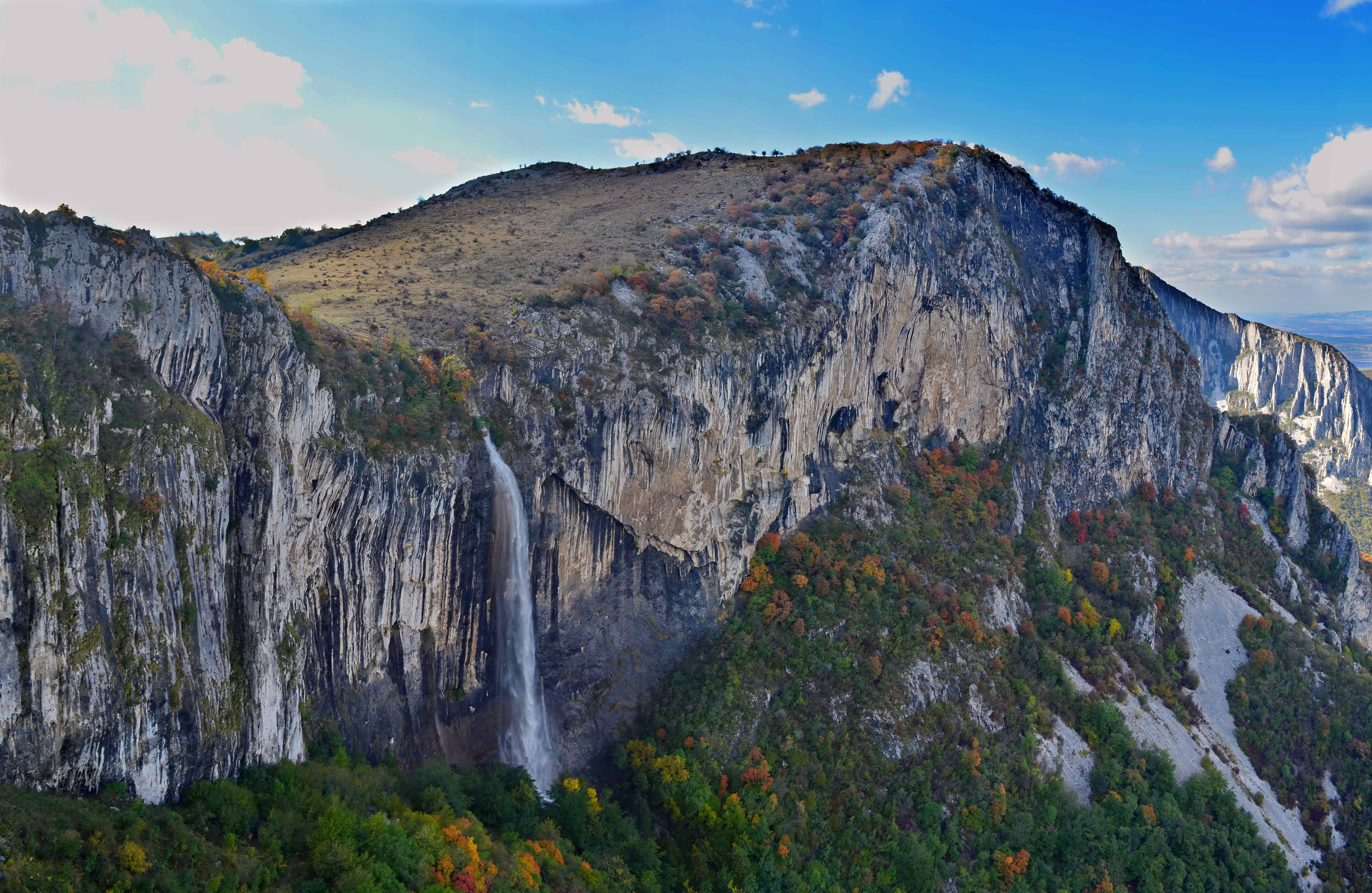 Panorama view of Vrachanski Balkan Nature Park- photo: Vrachanski Balkan Nature Park