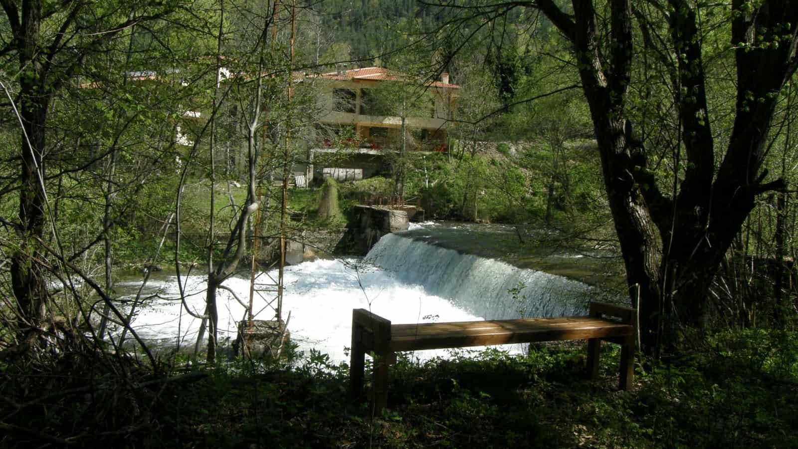 At the Rila river - Photo: Rila Monastery Nature Park Directorate