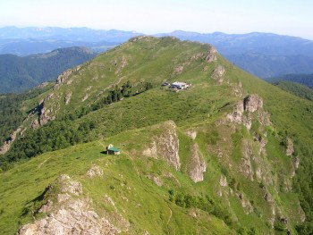 Eho hut - Photo: Central Balkan National Park/Stoyan Hristov
