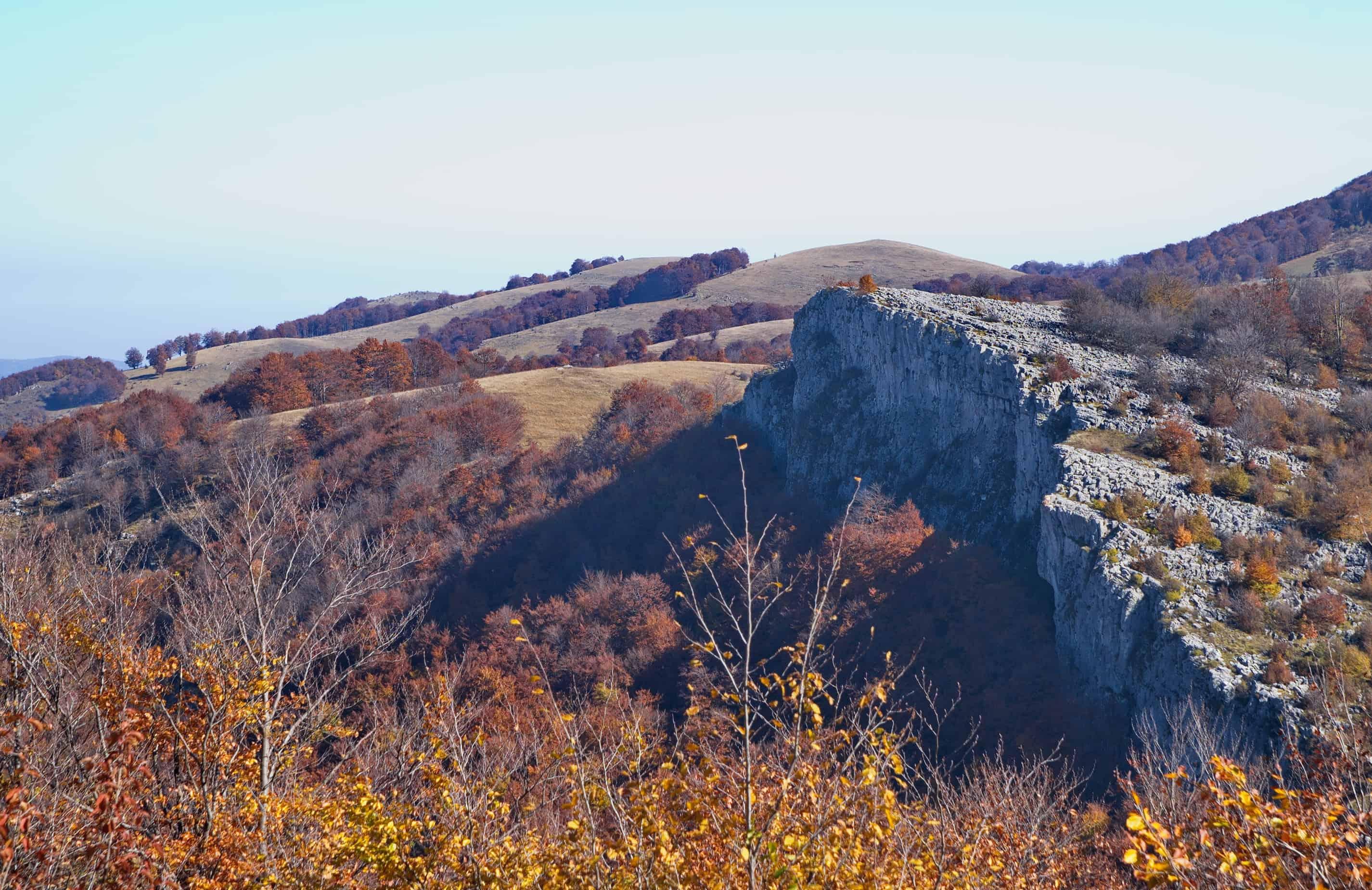 Karst field - Photo: Vrachanski Balkan Nature Park, Krasimir Lakovski