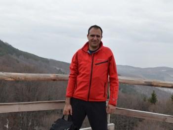 Krasimir Lakovski, Vrachanski Balkan Nature Park tour guide