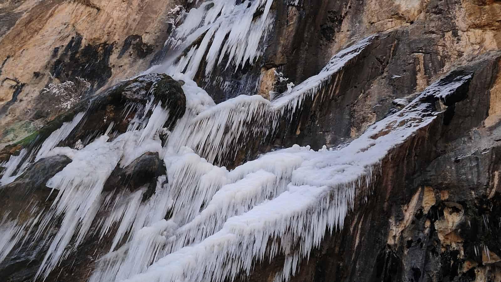 Shopkata waterfall - photo: Vrachanski Balkan Nature Park