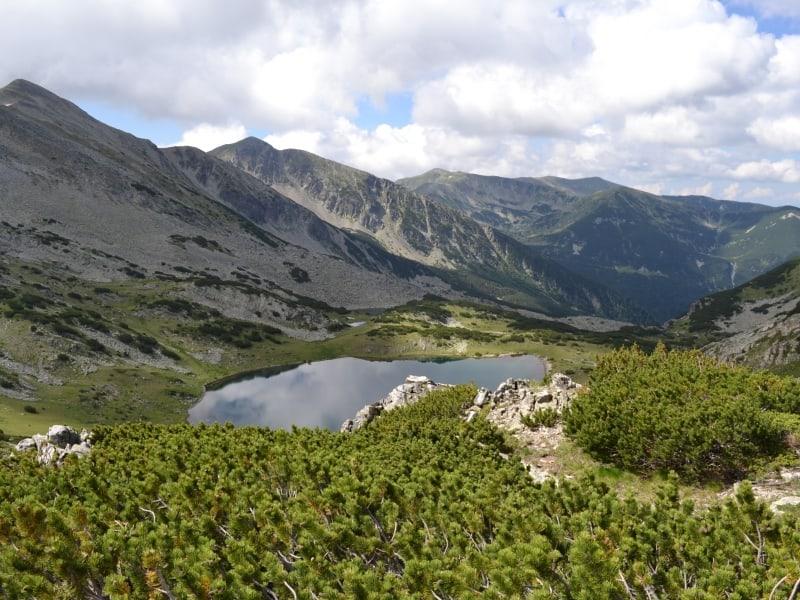 Sinito (Blue) Lake - Photo: Rila Monastery Park Directorate