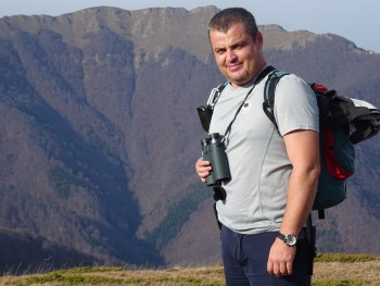 Tsanko Nikolaev Kiranov | Centra Balkan National Park Nature Guide