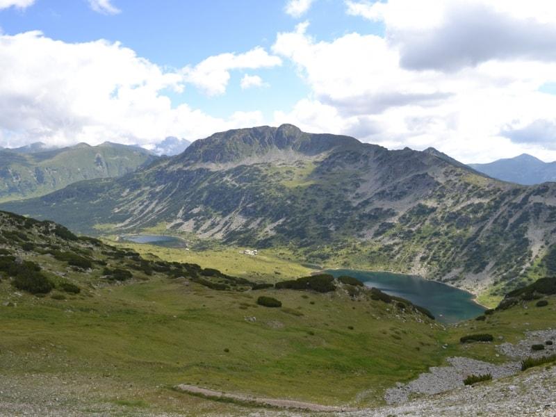 View to Ribni lakes - Photo: Rila Monastery Park Directorate