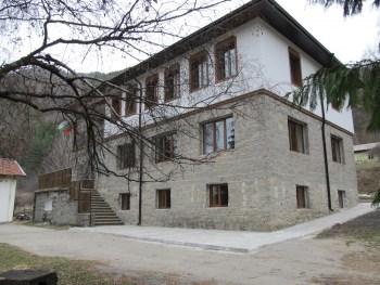 Visitor Center - Photo: Rila Monastery Park Directorate